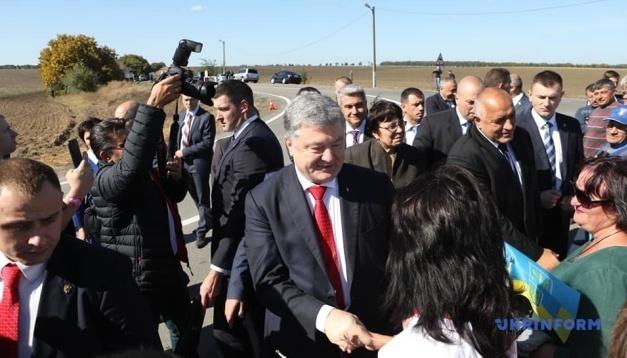 Poroschenko schlägt Bulgarien vor, Brücke über Donau zu bauen