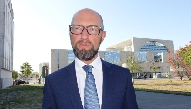 Ukraine has to become a part of number of regional initiatives, including the Three Seas Initiative – Yatsenyuk