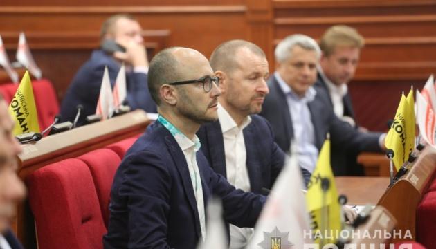 Все нападавшие на депутата Гусовского получили подозрение