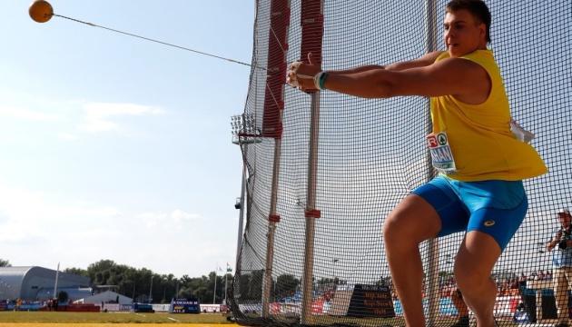 Михаил Кохан понесет флаг Украины на открытии юношеской Олимпиады