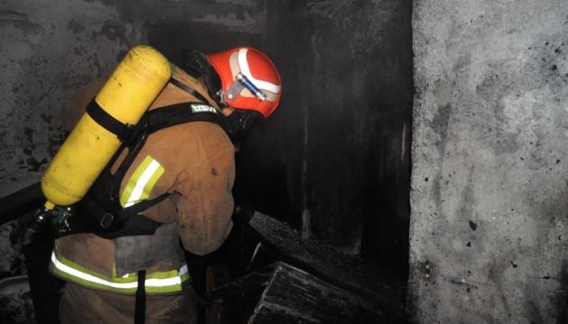 В Кропивницком горел дом - погибли трое мужчин