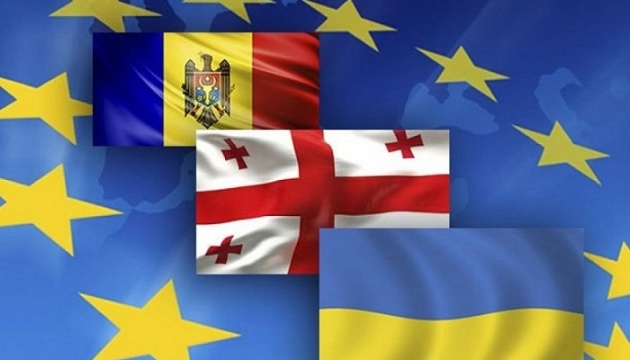 Ukraine, Georgia, Moldova united by common challenges – speaker