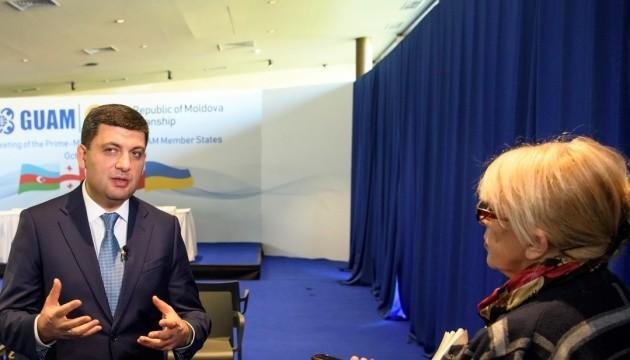 Товарообмен между Украиной и Молдовой достиг 500 миллионов долларов - Гройсман