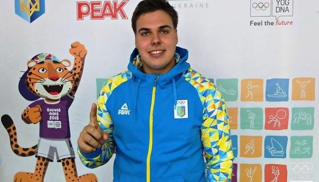 Mykhaylo Kokhan portará la bandera de Ucrania en la inauguración de los Juegos Olímpicos de la Juventud