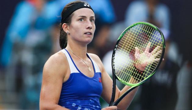 Теннис: Севастова и Возняцки сыграют в финале турнира WTA в Пекине