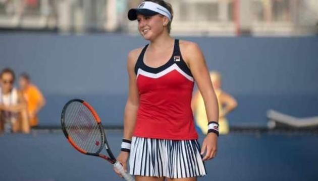 Теніс: Козлова виступить на турнірі Tianjin Open у Китаї
