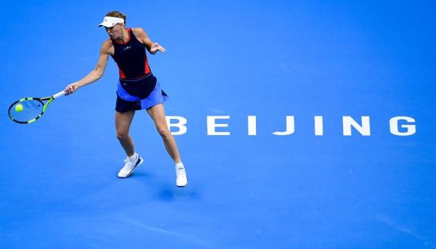 Теннис: Возняцки победила на турнире WTA в Пекине