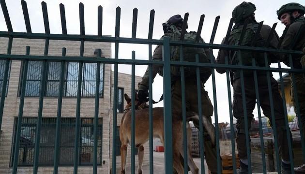 Палестинец застрелил двух израильтян на Западном берегу Иордана