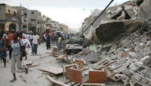 Землетрясение на Гаити: количество жертв возросло до 14