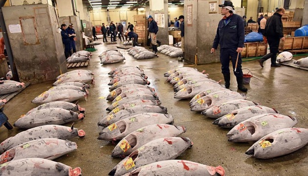 У Токіо переносять найбільший рибний ринок світу
