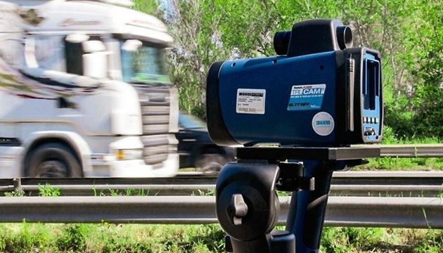 5 фактов о новых радарах на украинских дорогах