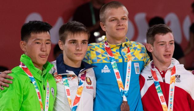 Украина завоевала первую медаль на юношеских Олимпийских играх