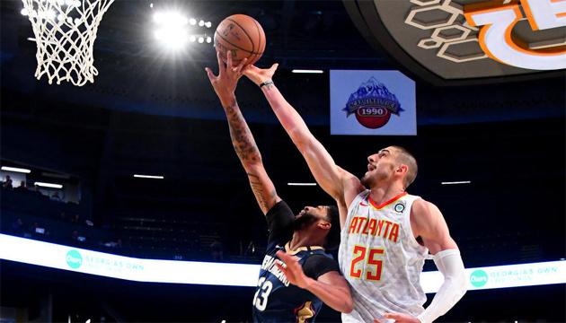 Баскетбол: українець Лень був кращим в