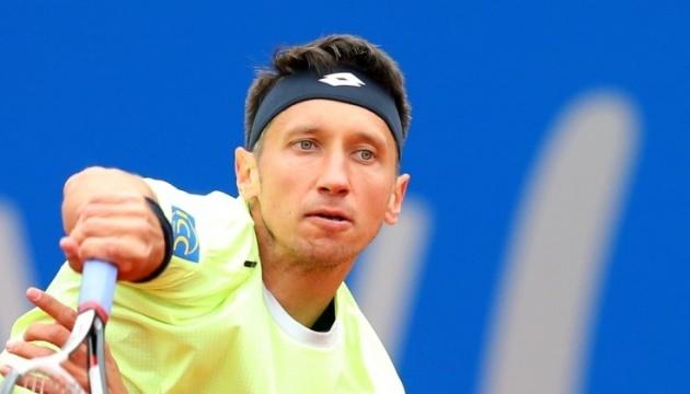 Теніс: Стаховський виступить на турнірі АТР в Італії