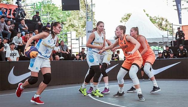 Баскетбол 3х3: украинка Кондусь - лидер символической сборной молодежного ЧМ-2018