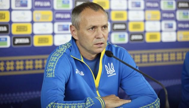 Головко назвал состав украинской футбольной