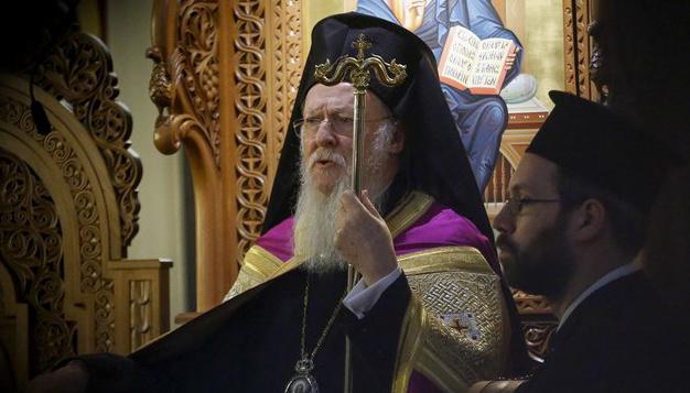 Патриарх Варфоломей отмечает день рождения