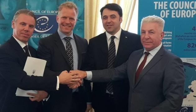 Рада Європи допоможе у професійному навчанні посадовців в ОТГ