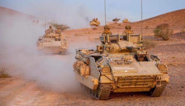 Британія планує скоротити армію на 5 тисяч військових - ЗМІ