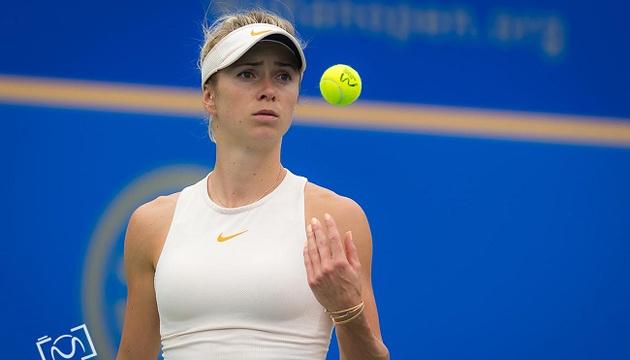 Теніс: Світоліна та Ван Цян дограють чвертьфінал турніру WTA у Гонконгу завтра
