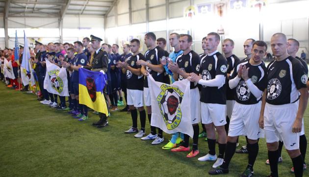 Стартував фінальний етап футбольної Ліги учасників АТО
