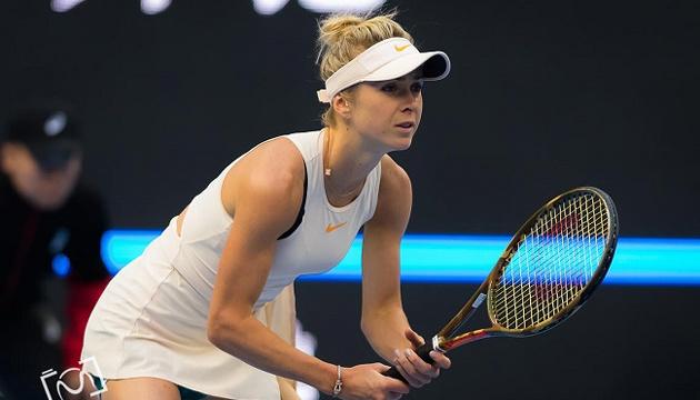 Теннис: Свитолина седьмая в чемпионской гонке WTA по итогам недели