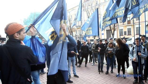 Под СБУ требуют отстранения заместителя главы разведки