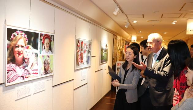 В бизнес-центре Токио проходит фотовыставка об Украине - МИП