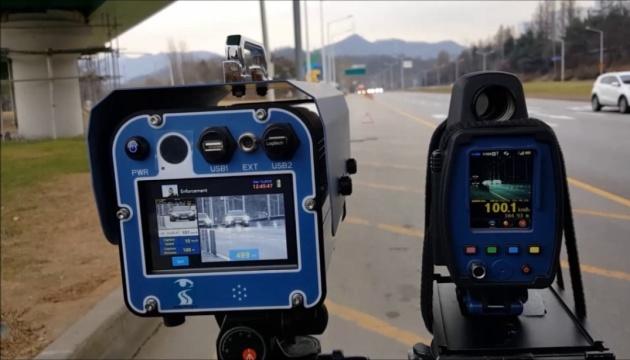 Лазерні радари вже допомогли спіймати 5 тисяч водіїв-порушників