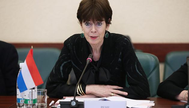 Посол Нідерландів у РФ заявила про порушення країною міжнародного права