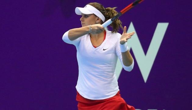 Теннис: Козлова не смогла доиграть матч на старте турнира WTA в Тяньцзине