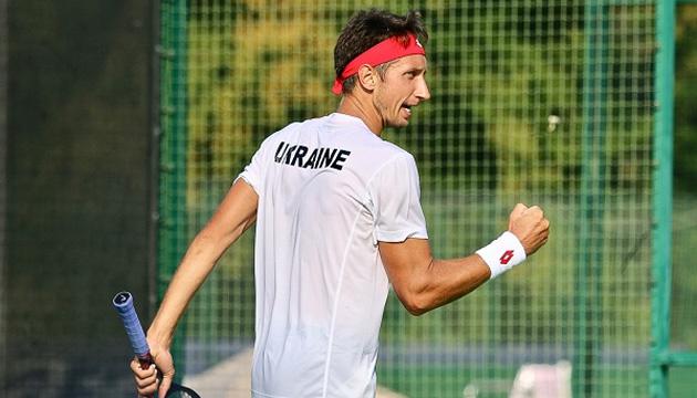Теніс: Стаховський вийшов у парний чвертьфінал турніру ATP в Ортізеї