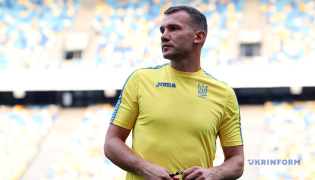Андрей Шевченко: Против сборной Украины по футболу тяжело играть