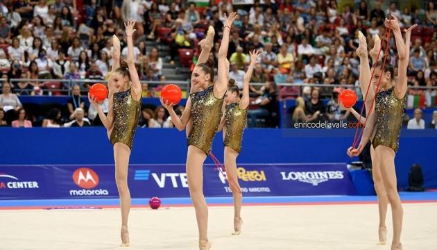 Чемпіонат Європи-2019 з художньої гімнастики в Баку пройде раніше через фінал Ліги Європи