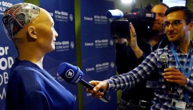 La robot Sophia visitará Ukrinform el próximo 11 de octubre