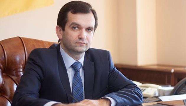 Кабмин отстранил от работы госсекретаря Минфина