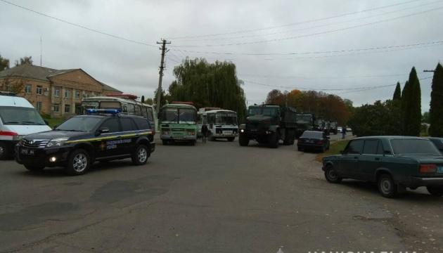 На Чернігівщині евакуації підлягають 14 сіл - МВС