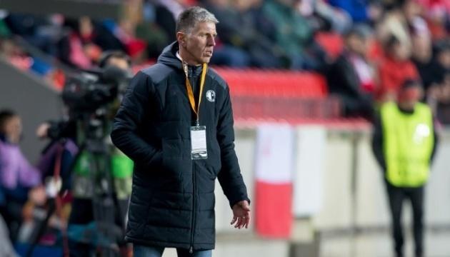 Футбол: у збірної Чехії є вимушені заміни перед матчами зі Словаччиною та Україною