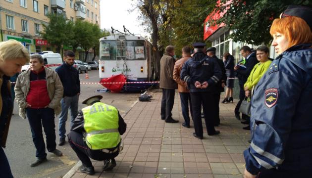 В российском Орле троллейбус врезался в толпу пешеходов, есть жертвы