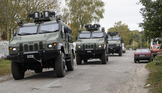 Keine Explosionen in Munitionslager in Region Tschernihiw