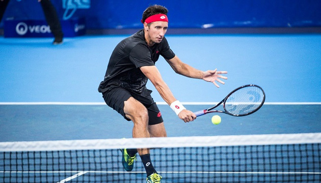 Теннис: Стаховский продолжит выступление в Ортизее только в парном разряде