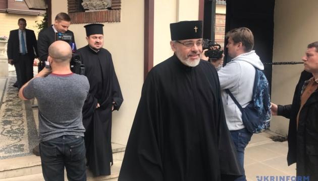 Tomos für Ukraine: Exarch Daniel hofft auf positive Entscheidung - Video