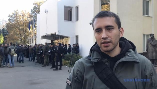 Координатор С14 каже, що його справу долучать до кейсу нападів на активістів