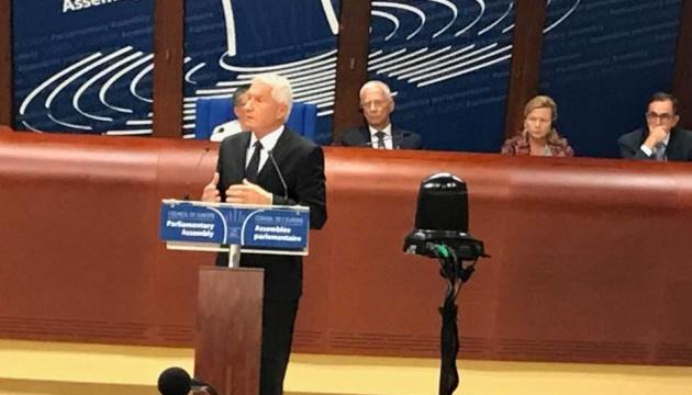 Georgischer Abgeordnete: Jagland ist nicht würdig, Posten des Generalsekretärs des Europarats zu bekleiden