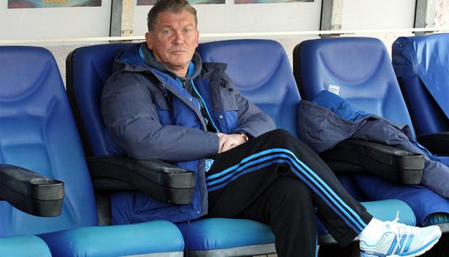 Олег Блохін: З Італією збірна України спокійно гратиме у свій футбол