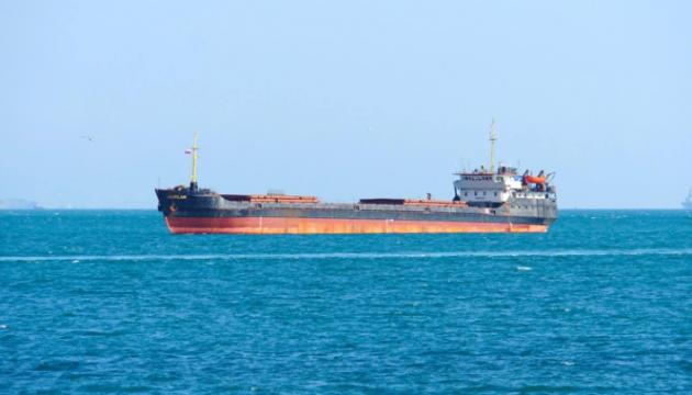 У берегов Крыма получил пробоину африканский сухогруз, в экипаже которого 10 украинцев