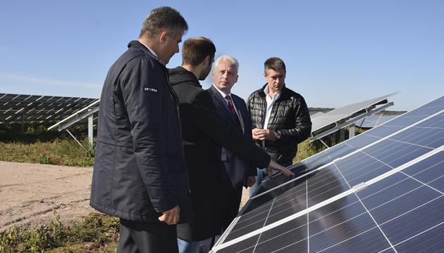 На Кировоградщине появятся две мощные солнечные электростанции