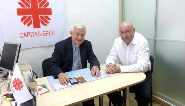 Игорь Черненко: миссия «Каритас-Спес» и частные благотворители дарят будущее детям