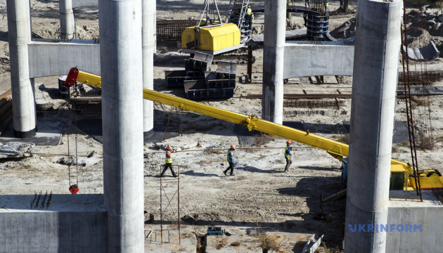 Укравтодор долучать добудувати Подільський міст в Києві - Тимошенко