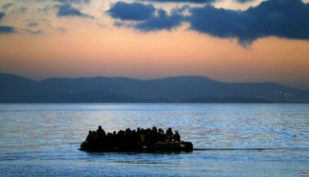 Біля берегів Туреччини затонув човен з мігрантами